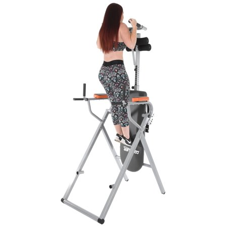 Conquer Powder (Conquer 6-in-1 Inversion Table Power Tower Home Gym )