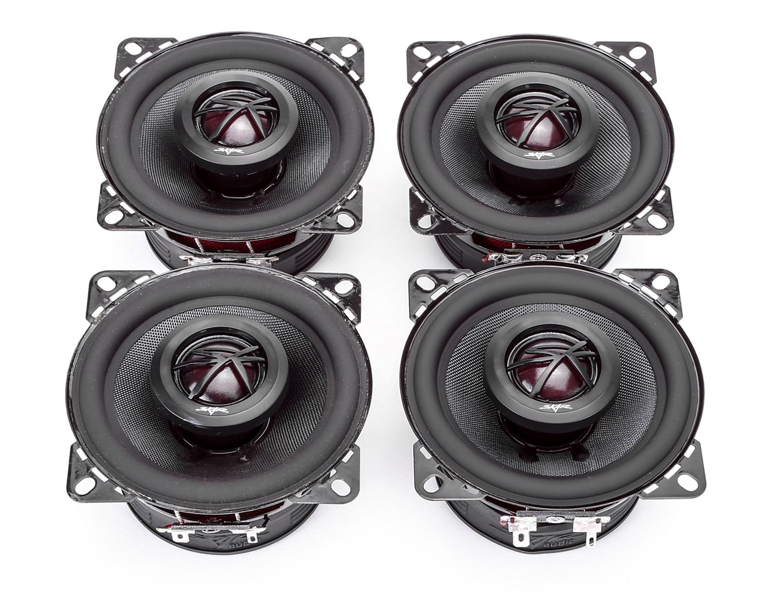 "Fits 1978-1983 Chevrolet Corvette Front Dash 4/"" x 6/"" SK Speakers by Skar Audio"
