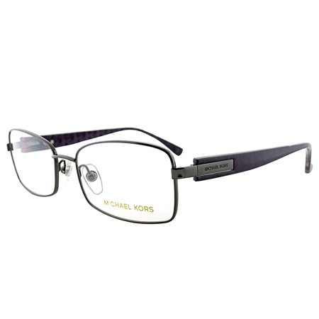 Michael Kors MK358 033 53mm Unisex Rectangle Eyeglasses - 033 Glasses