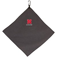 "Nebraska Cornhuskers 15"" x 15"" Microfiber Golf Towel - No Size"