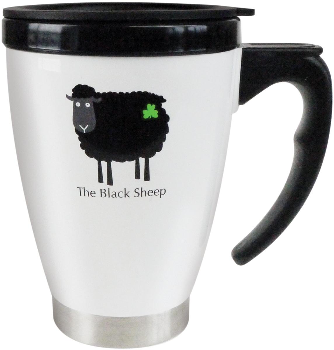 The Black Sheep Travel Mug