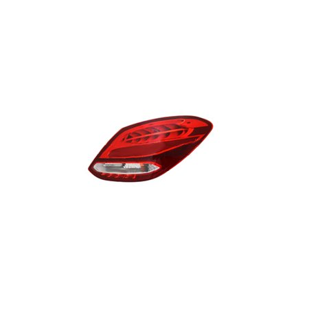 Replacement TYC 11-6755-00 Passenger Side Tail Light For 2015 Mercedes-Benz C300