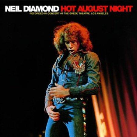 Hot August Night (CD) (Remaster)