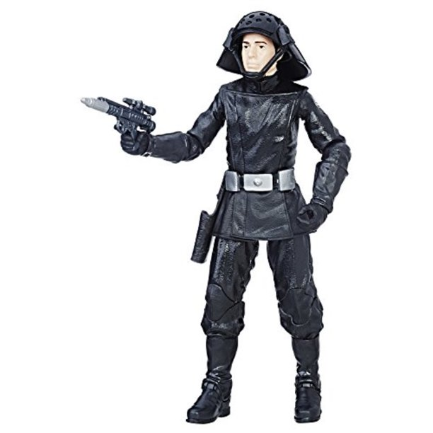 Star Wars The Black Series 40th Anniversary Death Squad Commander, 6-inch