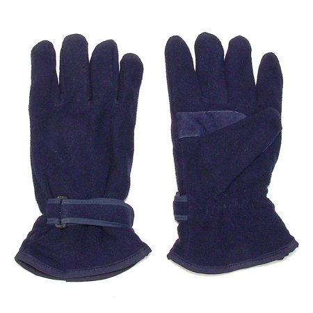 Falari Men's Glove Polyester Fleece For Cold Weather Extreme Cold Weather Gloves