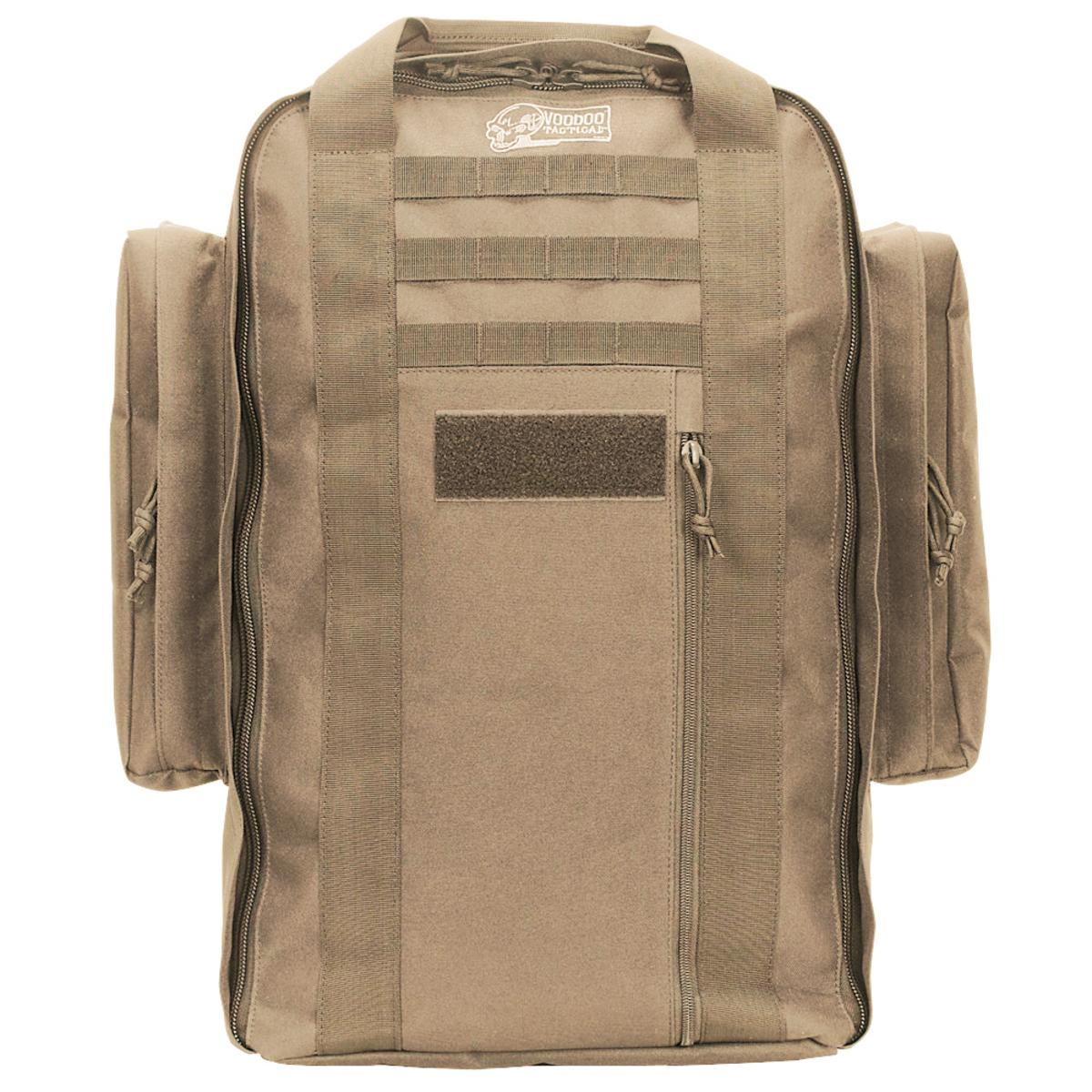 Voodoo Tactical 15-0152 Travel Storage Bag Pack w Shoulder Straps and Waist Belt by Voodoo Tactical