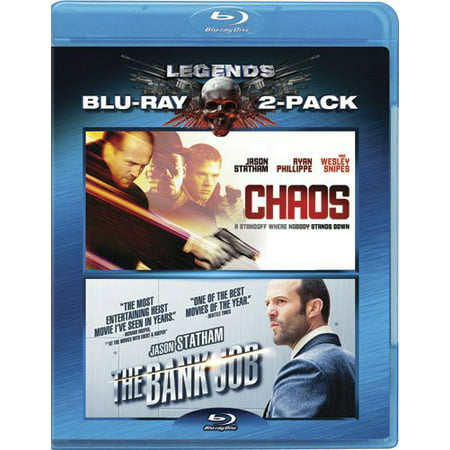 Chaos   The Bank Job  Blu Ray
