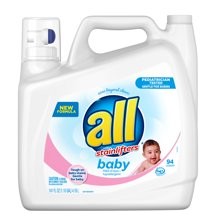 Laundry Detergent: All Baby