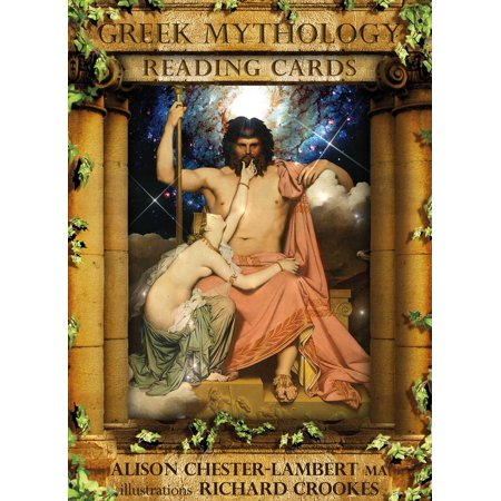 Greek Mythology Reading Cards