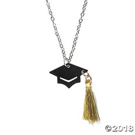 Graduation Hat With Tassel Necklace](Necklace For Graduation)