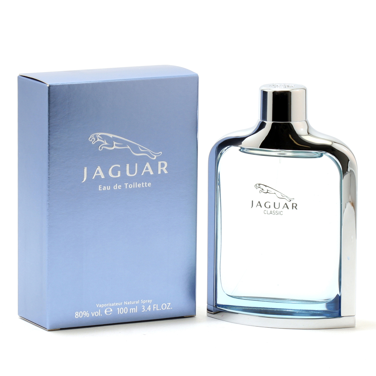 JAGUAR CLASSIC BLUE-EDT SPRAY 3.4 OZ