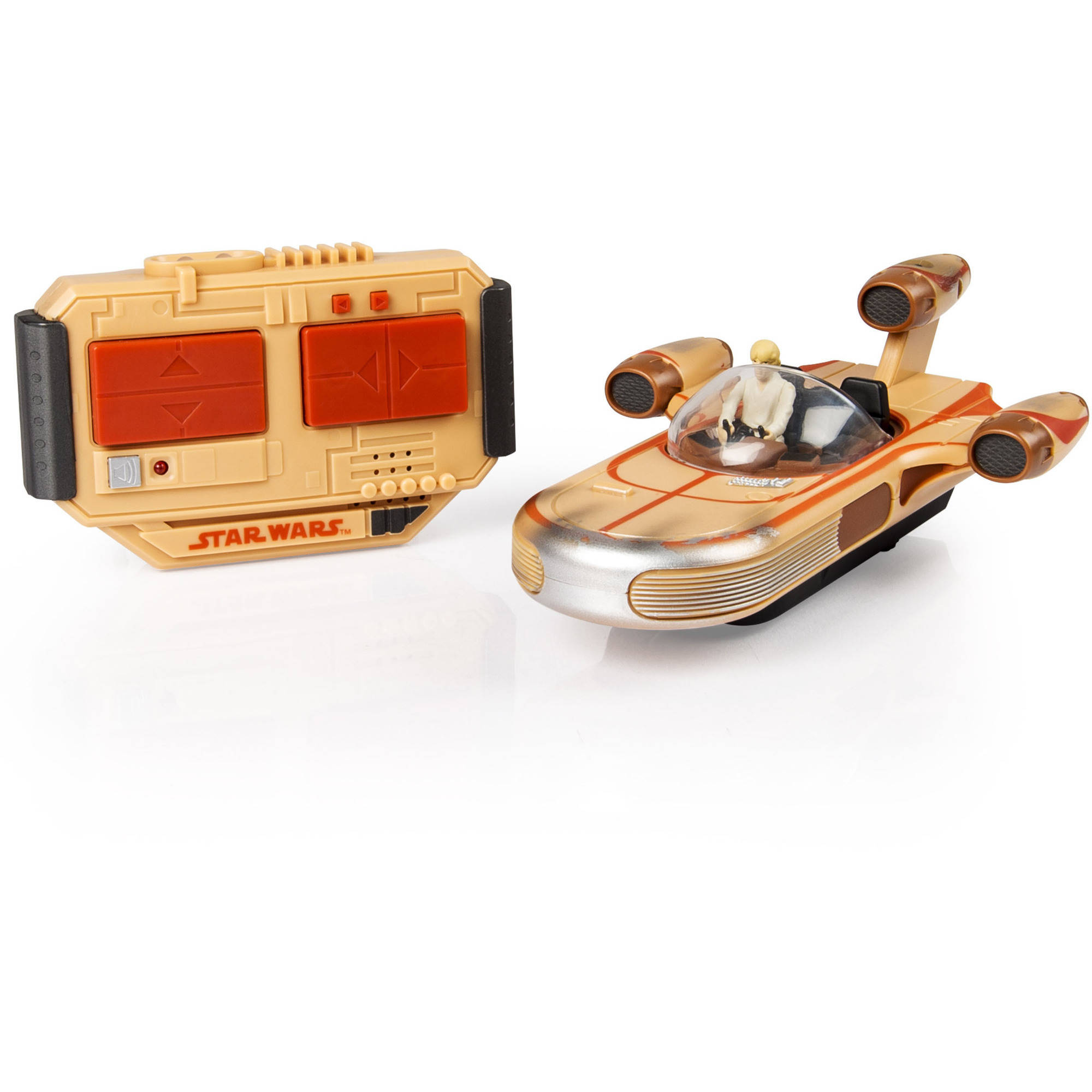 Air Hogs Star Wars Remote Control X-34 Landspeeder by DONG GUAN LAM SUN PLASTIC PRODUCTS CO.,LTD