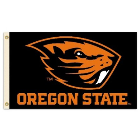 Oregon State Beavers Team Pennant (Bsi Products Inc Oregon State Beavers Flag with Grommets Flag with Grommets )