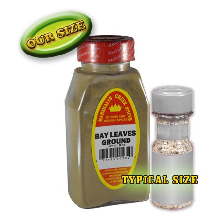 - Marshalls Creek Spices 3 pack BAY LEAVES GROUND
