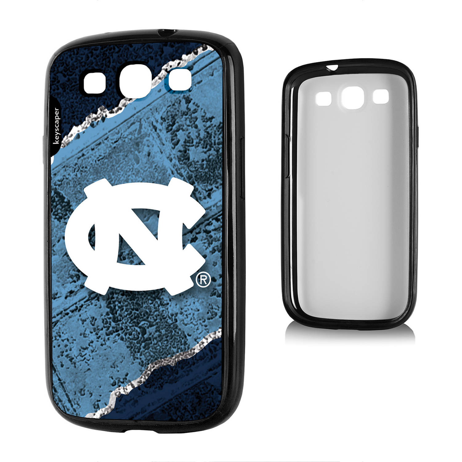 North Carolina Tar Heels Galaxy S3 Bumper Case