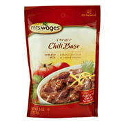 Mrs. Wages Chili Base Mix 5 oz. (6 Packets)