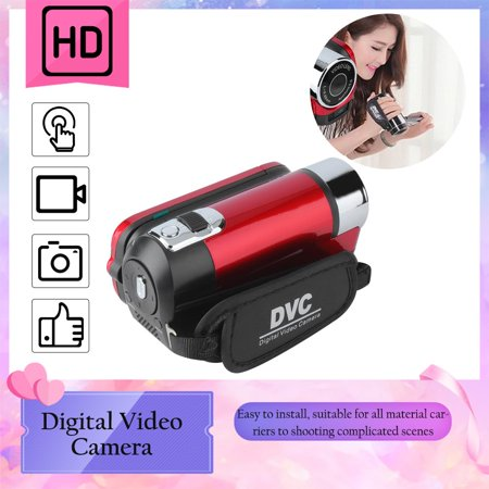 2.7 Inch TFT LCD HD Digital Video Camera Camcorder 16x Zoom DV Camera - image 1 of 6