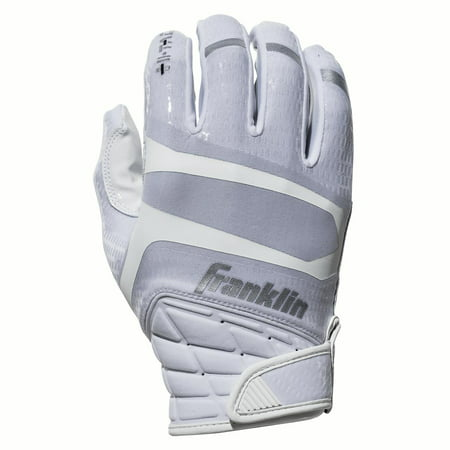 Franklin Sports Hi-Tack Premium Youth Football Receiver Gloves