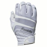 c0740897083 Product Image Franklin Sports Hi-Tack Premium Youth Football Receiver Gloves