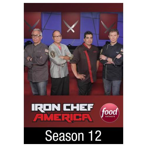 Iron Chef America: Season 12 (2013)