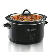 Crock-Pot 4 Quart Black Slow Cooker