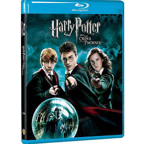 Harry Potter And The Order Of The Phoenix (Blu-ray)  (Widescreen)