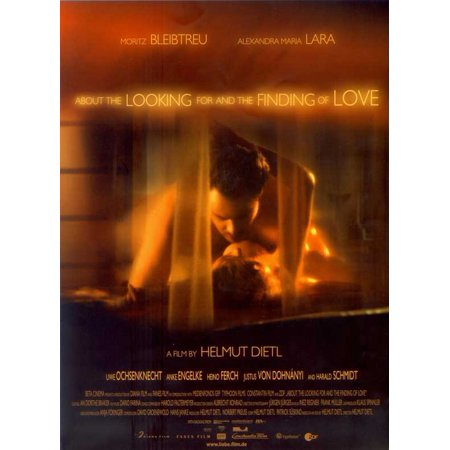 About the Looking for and the Finding of Love POSTER Movie Mini - Quotes About Halloween And Love