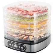Best Fruit Dehydrators - Rosewill 5 Tray Height Adjustable Food, Fruit, Meat Review