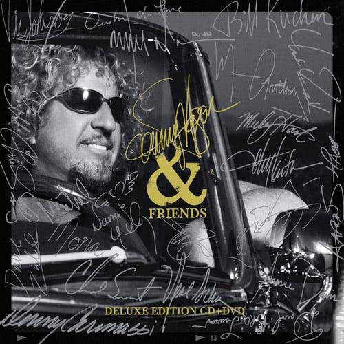 Sammy Hagar & Friends (Deluxe Edition) (CD/DVD)