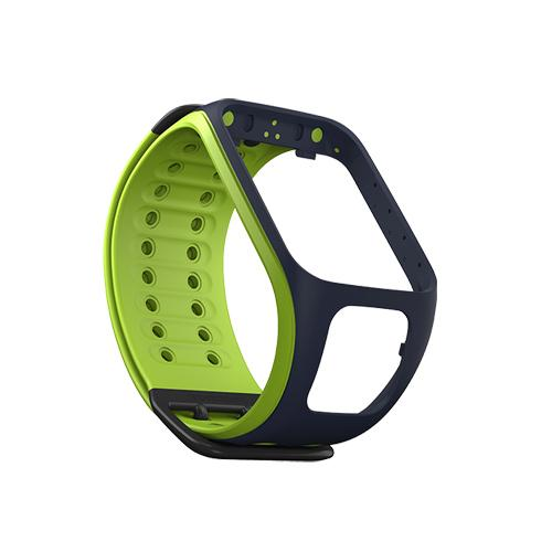 TomTom Spark Strap Sky Captain Blue/Green (Large) Tomtom Smartwatch Band