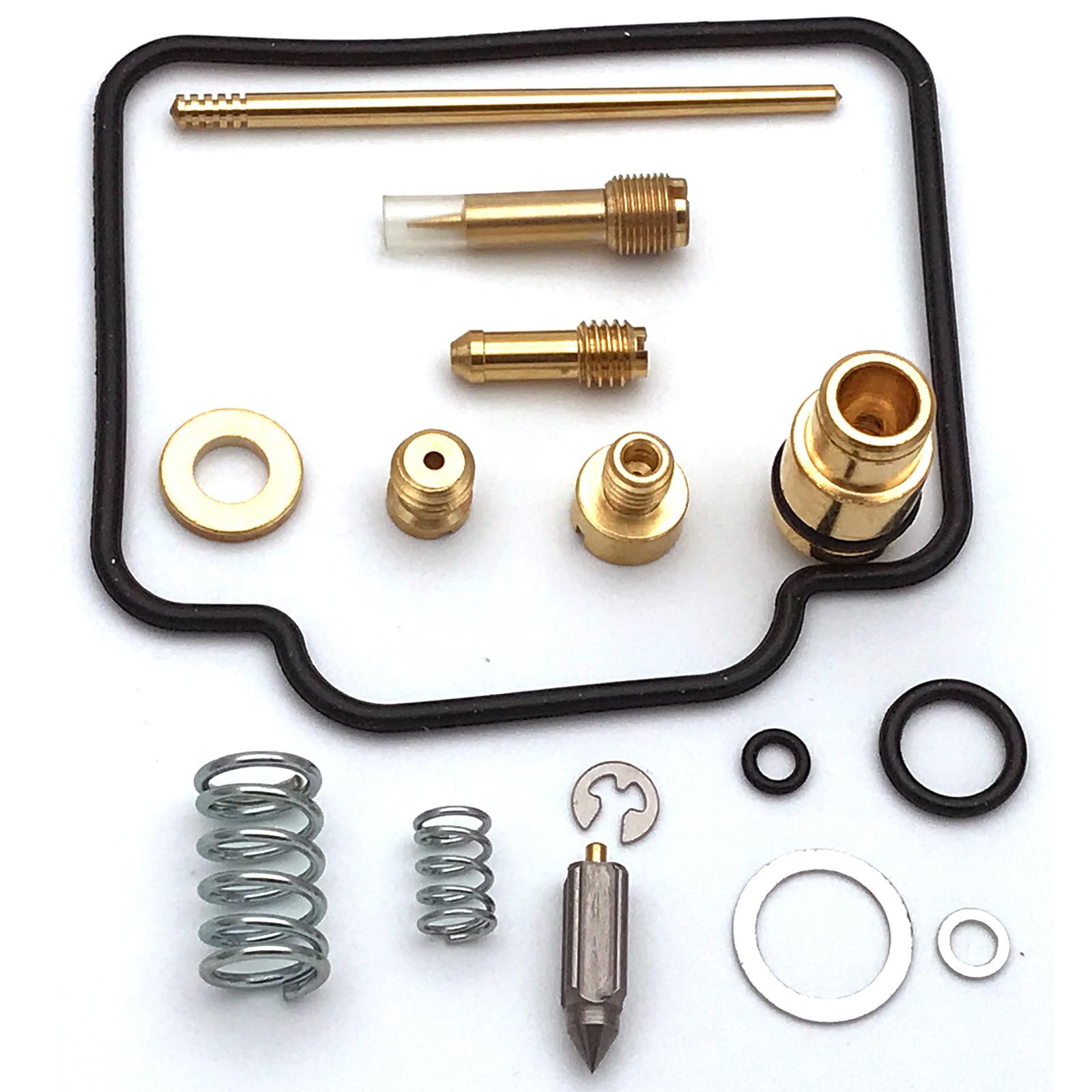 NEW For Suzuki LTF4WDX King Quad 1991-1998 CARBURETOR Rebuild Kit Repair LT4WDX