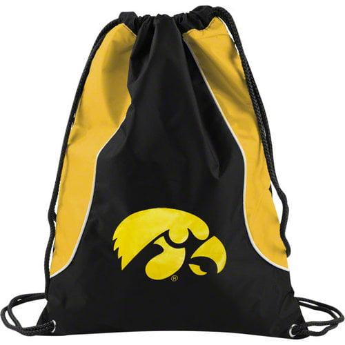 NCAA - Iowa Hawkeyes Yellow Axis Backsack