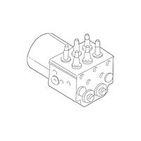 Genuine OE GM Pressure Valve 19149234