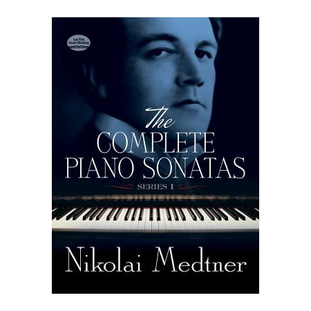 Dover Music for Piano: The Complete Piano Sonatas, Series I (Paperback)