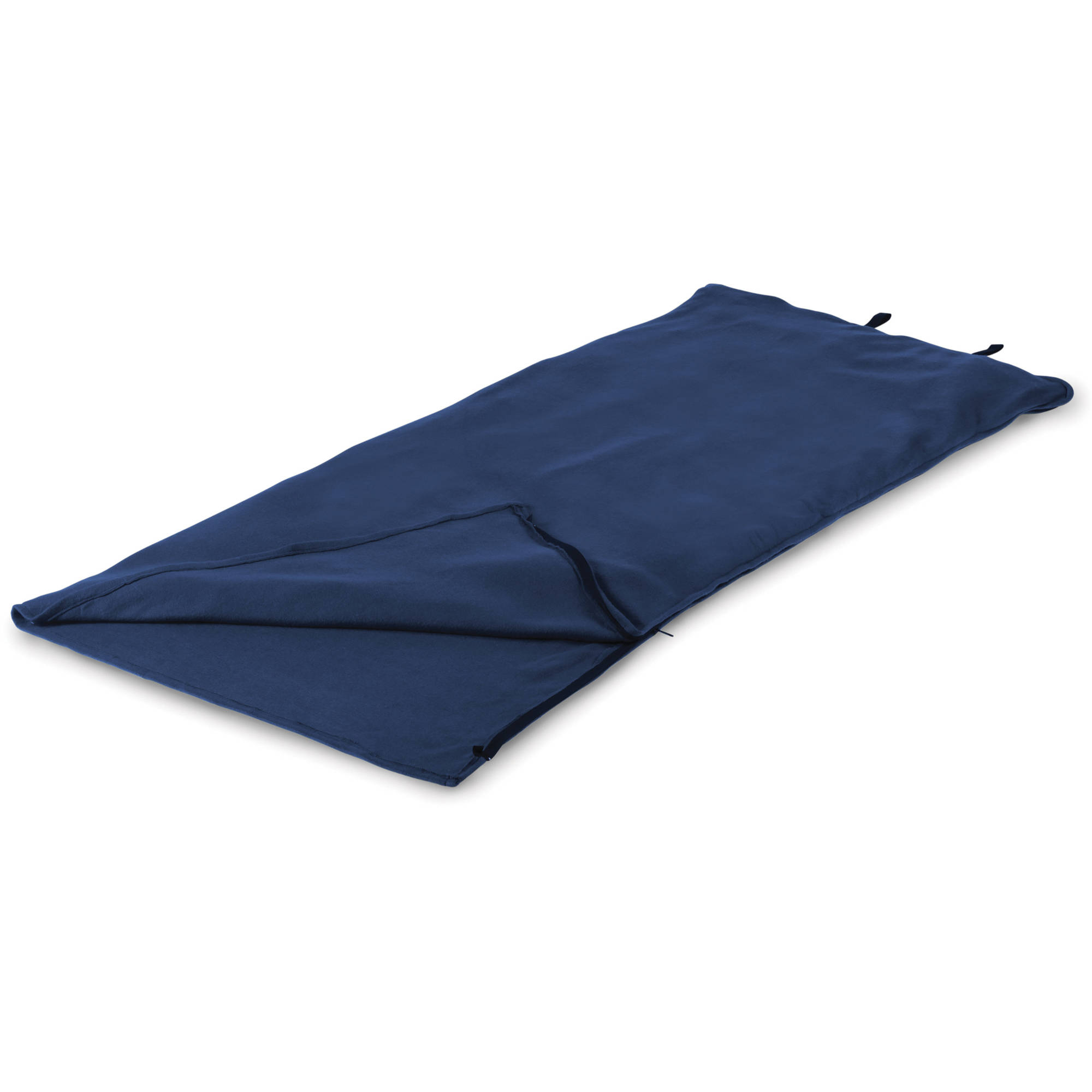 Stansport Fleece Sleeping Bag Blue 32 in x 75 in by Stansport