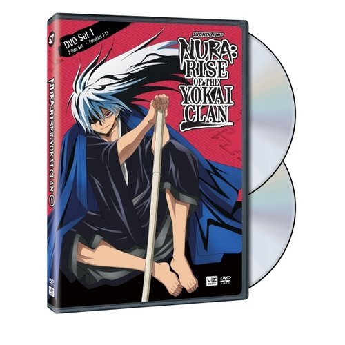 Nura: Rise of the Yokai Clan Set 1 (DVD)