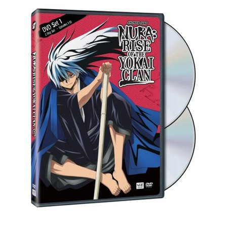Nura: Rise of the Yokai Clan Set 1 (DVD) (Nura Rise Of The Yokai Clan Hagoromo Gitsune)