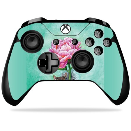 Skin For Microsoft Xbox One X Controller - Lovely Squirrel | MightySkins Protective, Durable, and Unique Vinyl Decal wrap cover | Easy To Apply, Remove, and Change Styles