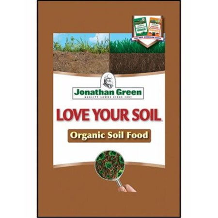 Jonathan Green & Sons 216773 5000 sq ft. Love Your Lawn Soil Organic Fertilizer