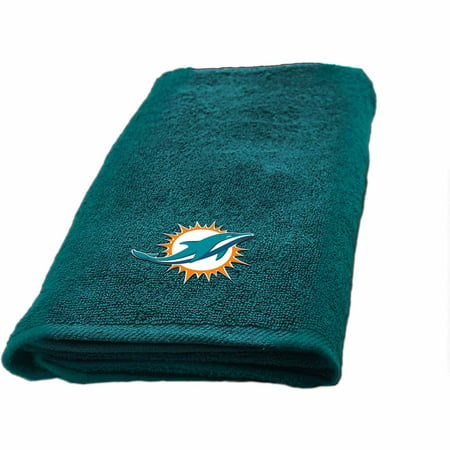 NFL Miami Dolphins Hand Towel - Miami Costume Shops