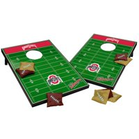 Ohio State Buckeyes 2' x 3' Cornhole Board Tailgate Toss Set