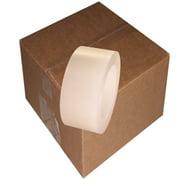 White Low Density Polyethylene Film Tape 2 inch x 36  yards 24 Roll Case