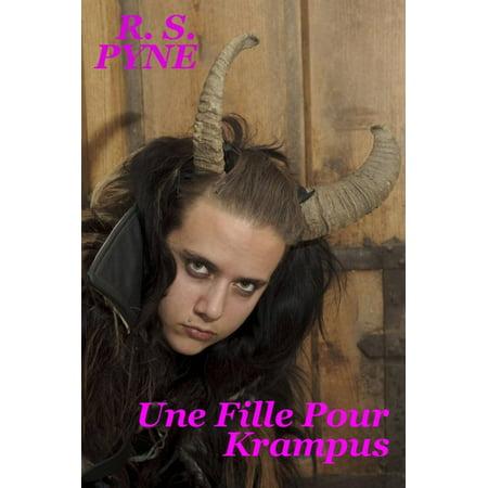 Une fille pour Krampus - eBook - Maquillage Fille Pour Halloween
