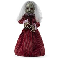 Best Choice Products Haunted Holly Animated Roaming Doll Deals