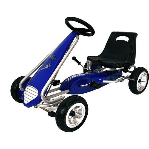 Kiddi-o Pole Position Pedal Car Ride-On