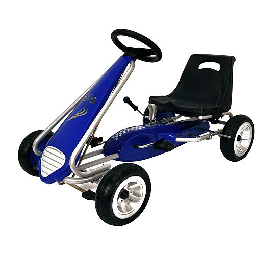 Kiddi-o Pole Position Pedal Car Ride-On