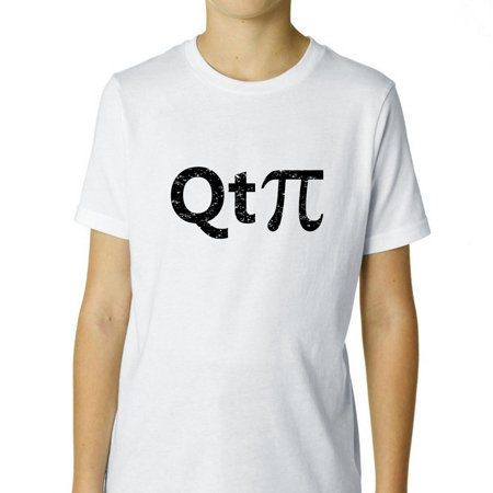 Qt Pie Symbol 314 Cutie Pie Funny Math Jock Boys Cotton