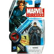 Marvel Universe Series 9 Winter Soldier Action Figure