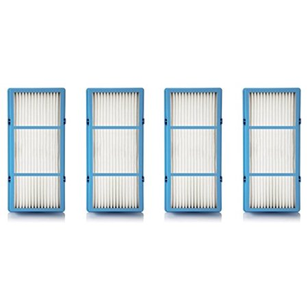 Air Purifier Replacment Filters (Holmes AER1 Total Air Replacement HEPA Filter For Purifier HAP242-NUC, 4 Filters )