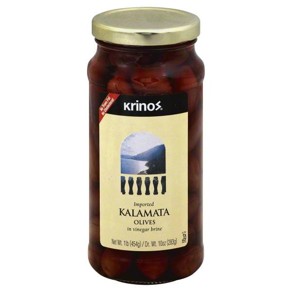 Krinos Foods Krinos  Olives, 1 lb